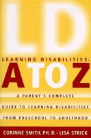 Learning Disabilities A to Z