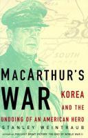 MacArthur's War