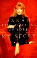 Sarah The Duchess of York