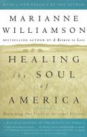 The Healing of America