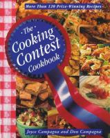 The Cooking Contest Cookbook