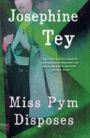 Miss Pym Disposes
