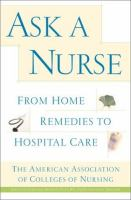Ask A Nurse