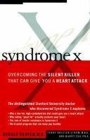 Syndrome X