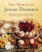 The World of Jewish Desserts