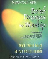 Brief Dramas for Worship