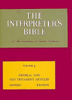 The Interpreter's Bible