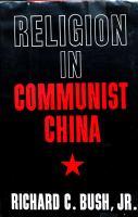 Religion in Communist China