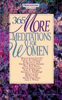 365 More Meditations for Women