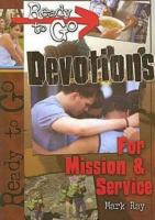 Ready to Go Devotions for Mission and Service
