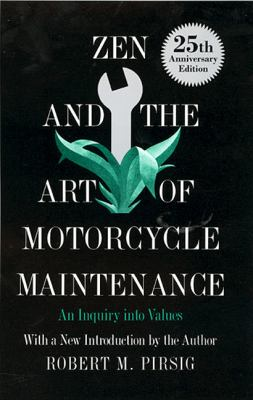 Cover image for Zen and the Art of Motorcycle Maintenance