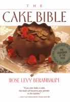 The Cake Bible