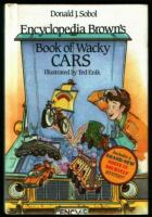 Encyclopedia Brown's Book of Wacky Cars
