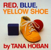 Red, Blue, Yellow Shoe