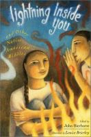 Lightning Inside You and Other Native American Riddles