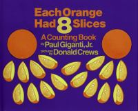 Each Orange Had Eight Slices