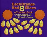 Each Orange Had 8 Slices