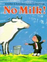 No Milk!