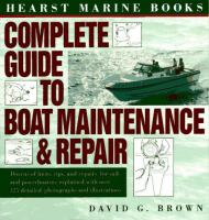 Hearst Marine Books Complete Guide to Boat Maintenance and Repair