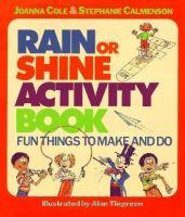 The Rain or Shine Activity Book