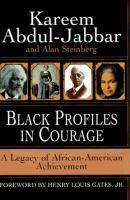 Black Profiles in Courage