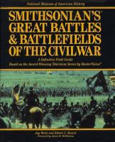 Smithsonian's Great Battles & Battlefields of the Civil War