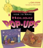 How to Make Holiday Pop-ups