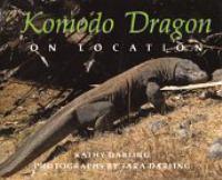 Komodo Dragon on Location