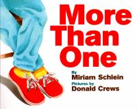 More Than One