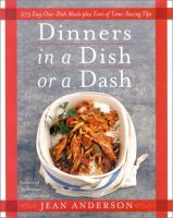 One-dish Dinners : 275 Great
