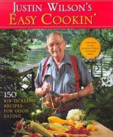 Justin Wilson's Easy Cooking