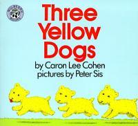 Three Yellow Dogs