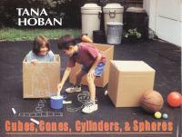 Cubes, Cones, Cylinders, & Spheres