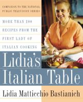 Lidia's Italian Table
