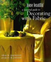 Seasonal Guide to Decorating With Fabric