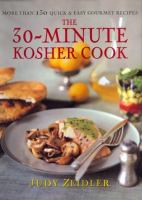 The 30-minute Kosher Cook
