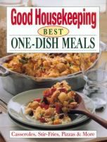Good Housekeeping Best One-dish Meals