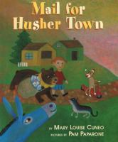 Mail for Husher Town