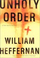 Unholy Order