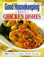Good Housekeeping Best Chicken Dishes