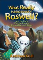 What Really Happened in Roswell?