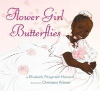 Flower Girl Butterflies
