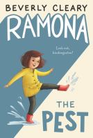 Ramona The Pest (Rpkg) (Reillustrated)