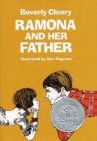 Ramona And Her Father  / Beverly Cleary ; Illustrated By Alan Tiegreen