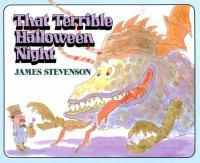 That Terrible Halloween Night