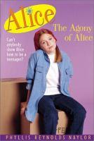 Alice (Phyllis Reynolds Naylor)