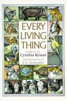 Every Living Thing