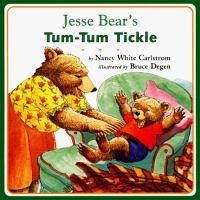 Jesse Bear's Tum-tum Tickle