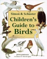 Simon & Schuster Children's Guide to Birds