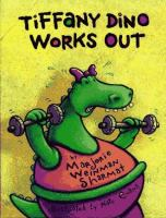 Tiffany Dino Works Out